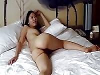 Modello giapponese sexy senza vestiti
