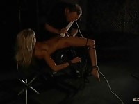 Painful discipline for young girl ass slapping hardcore vibrator fuck