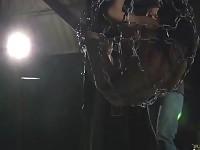 Petit esclave arrimé et brutale baisée en punition hardcore void