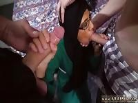 Realtà medico xxx disperati Arabi donna scopa per soldi