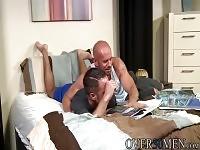 Action chaude sexe regorge de Matt Stevens et Jordan Belford