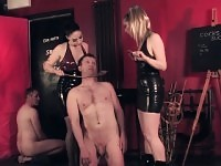 Lattice dominas sottomettere slave in cumlicking