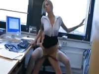 Fucking the secretary from our office
