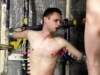Gay jocks bondage football and super bondage hunks japanese