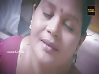 Indian aunty pleasured deep