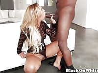 Interracial lover spoiling BBC