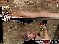 Sweet dicks images gay Master Kane has a new toy, a metal sofa frame