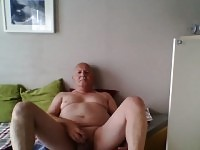 me masturbating for the webcam