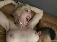 Blonde Granny Dalny Marga Love BBC