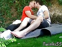 horny boy scouts foot worship videos gay It's all about the sole fun and