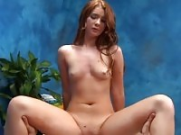 Playgirl with hot ass is acting in hard core porn scene