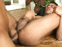 Hot Rawpapi Gay and Hard Barebacking Anal