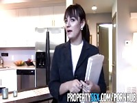 PropertySex - Virgo real estate agent makes sex video with Aquarius client