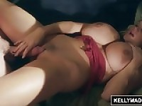 KELLY MADISON Jason Cums Again - Friday the 13th parodie