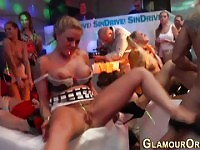 Glamourous whore fucked