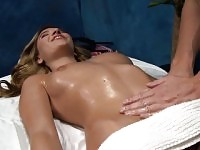 Dirty angel screwed hard from behind and loving it