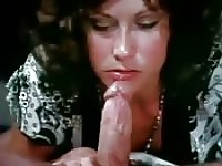 The all time classic porn clip Deepthroat with Linda Lovelace