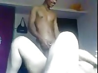 Indian aunty takes a younger lover