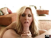 Holly Halston is mature slut fucked hard and all wet