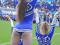 I love cheerleaders
