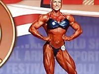 Zoa Linsey - Arnold Classic 2012.