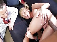Kaylee Hilton Fucks In Front Of Cuckold Stepdad.