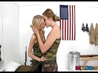 Army Dykes in the Military.