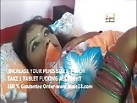 Passionate Bhabhi couple.