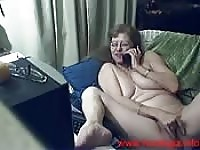 Granny phone sex.