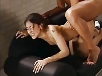 Young Latina shagged by an older stud