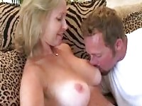 Couple sex video featuring Susie and Hunter.