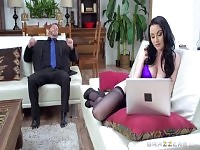 Wife sex video featuring Veruca James and Keiran Lee.