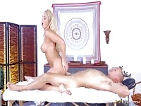 Pornstar sex video featuring Sean Lawless and Olivia Fox.