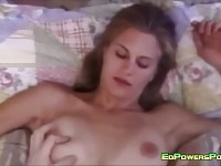 Cute Blonde Sucks Her Dick on Her Porn Debut