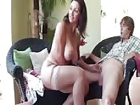 Big Chubby Dutch MILF Fuck